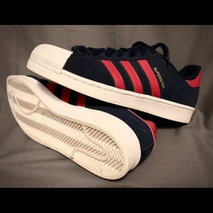 Adidas Superstar Suede Shoes